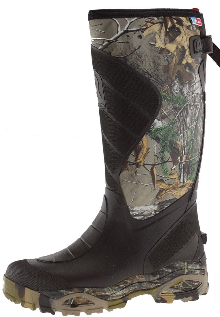 Hunting Boot Botte Evolution Camouflage By Rouchette