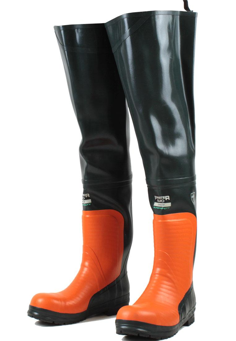 Watstiefel Skellerup Quartro S5 Super Safety Thigh boots waders
