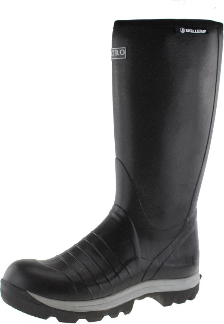 Quatro Insulated Knee Wellington Boots By Skellerup