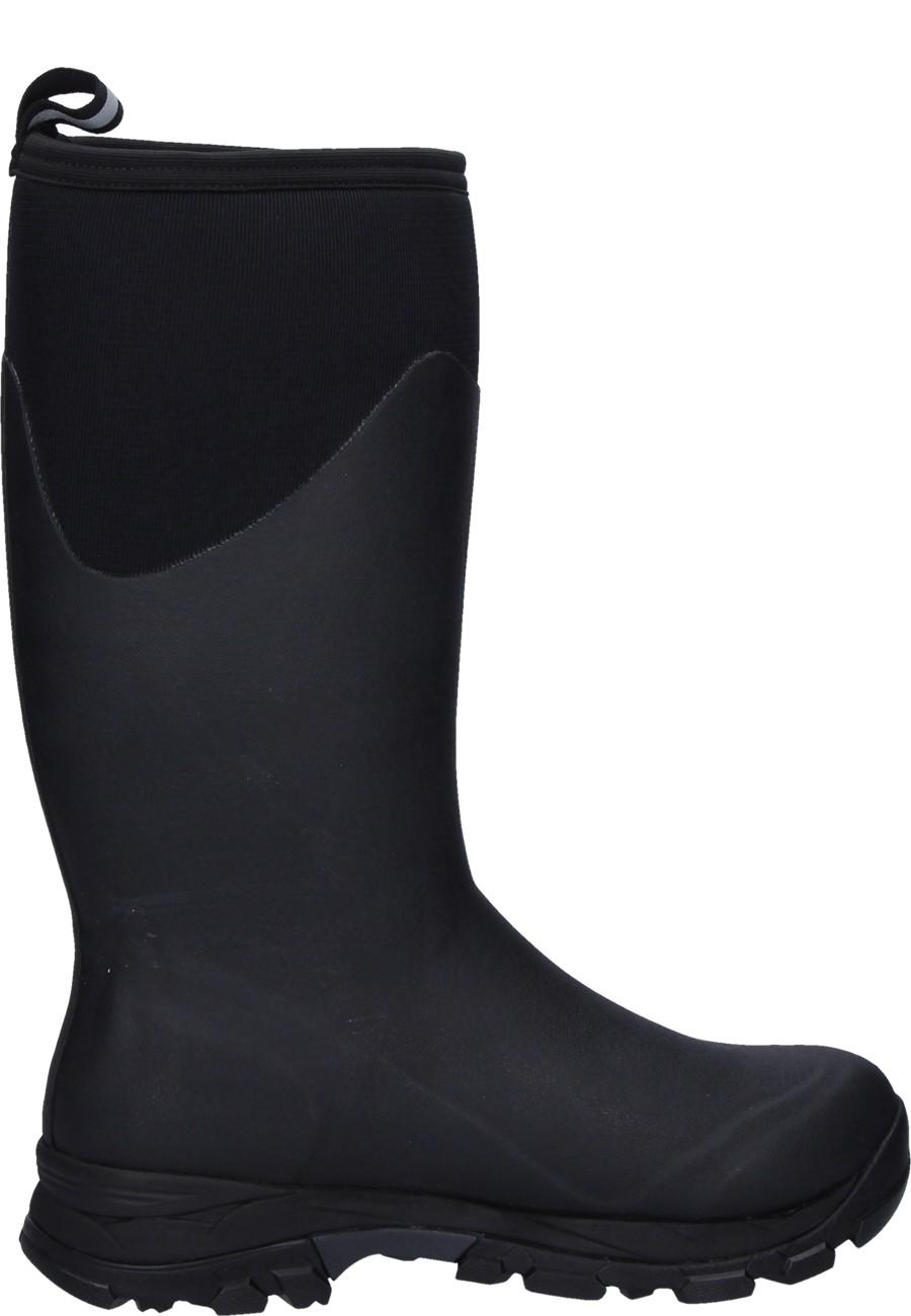 Arctic Ice Tall Men Black Wellington Boots By Muckboots
