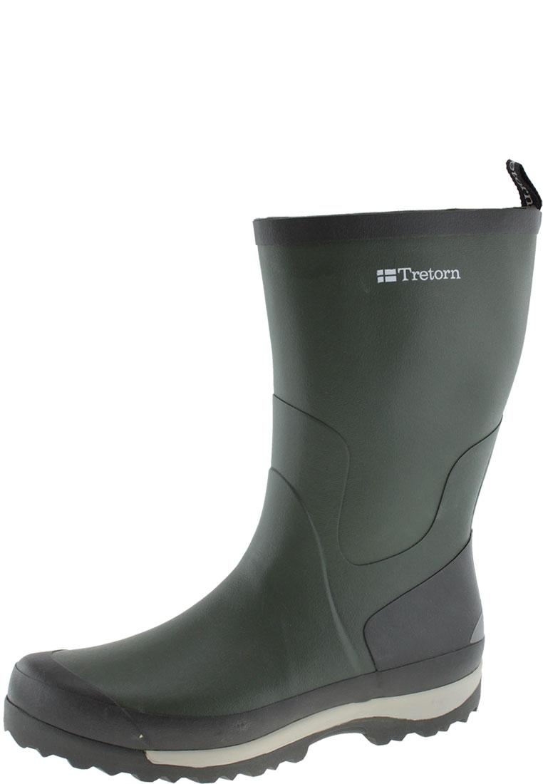 a159544aa5e Tretorn -TERRÄNG green- Rubber Boots – the leisure welly made ...