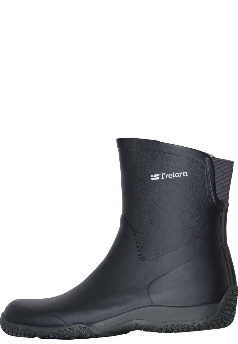 tretorn hovdala winter black ankle rubber boots a