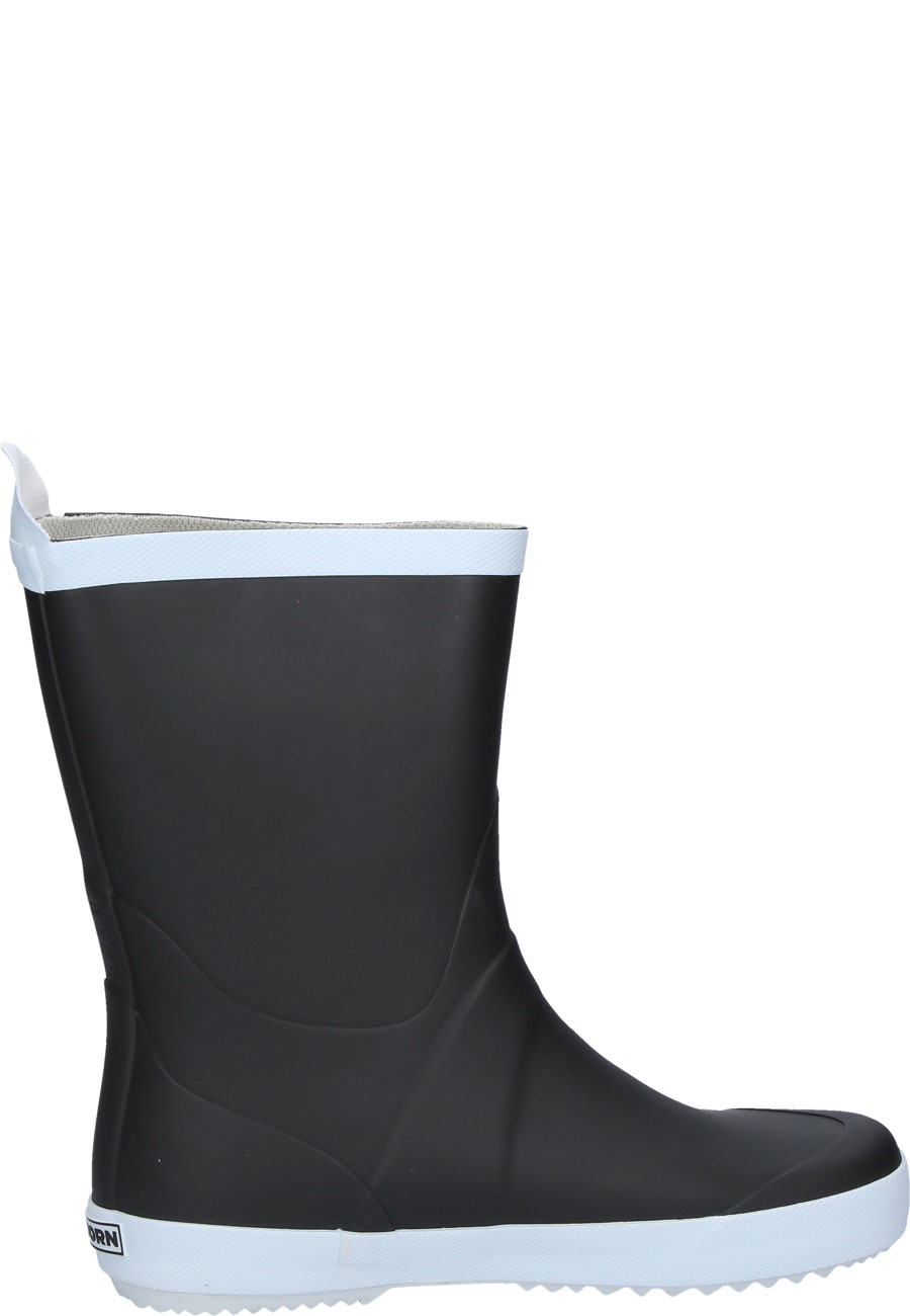 Wings Black Rubber Boots By Tretorn