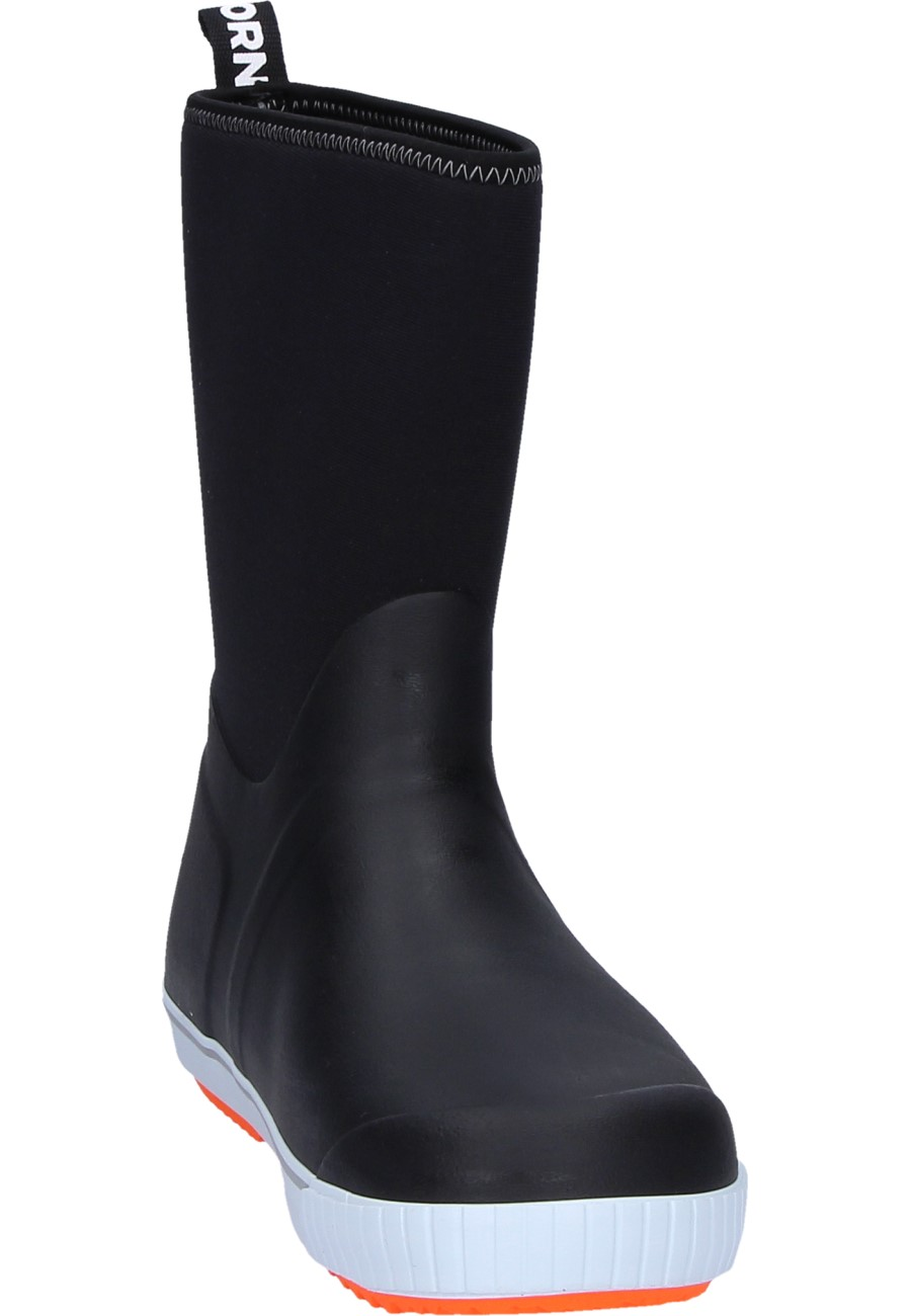 87b783e80ff Tretorn mid-height rubber boots WINGS NEO black