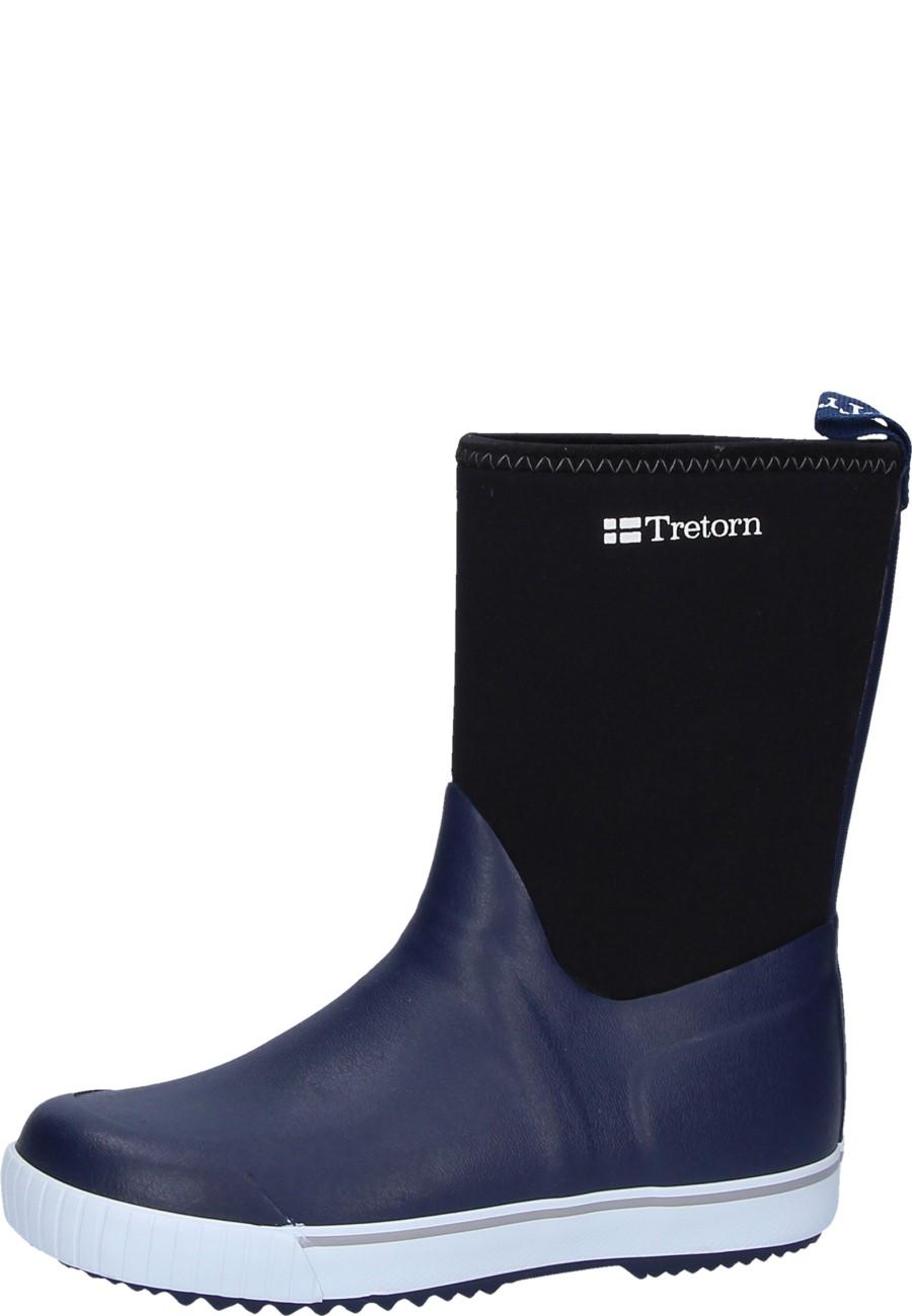Tretorn -WINGS NEO navy blue- Rubber