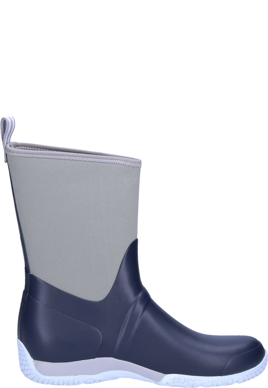 214 Ren 196 S Neo Navy Rubber Boots For Women By Tretorn