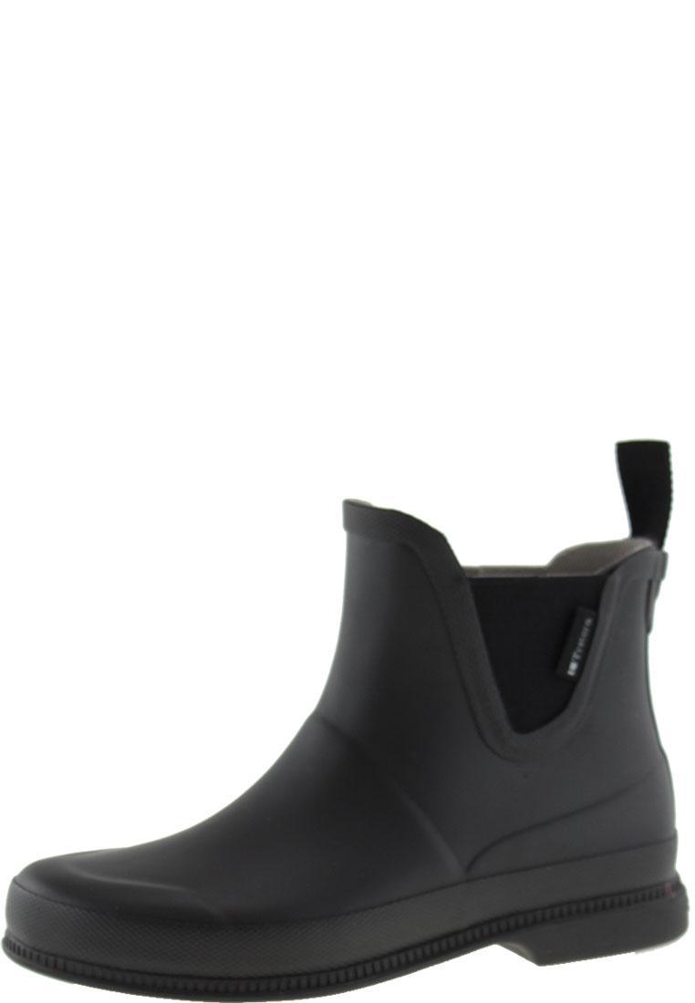 Tretorn EVA CLASSIC black Women's Ankle Rubber Boots