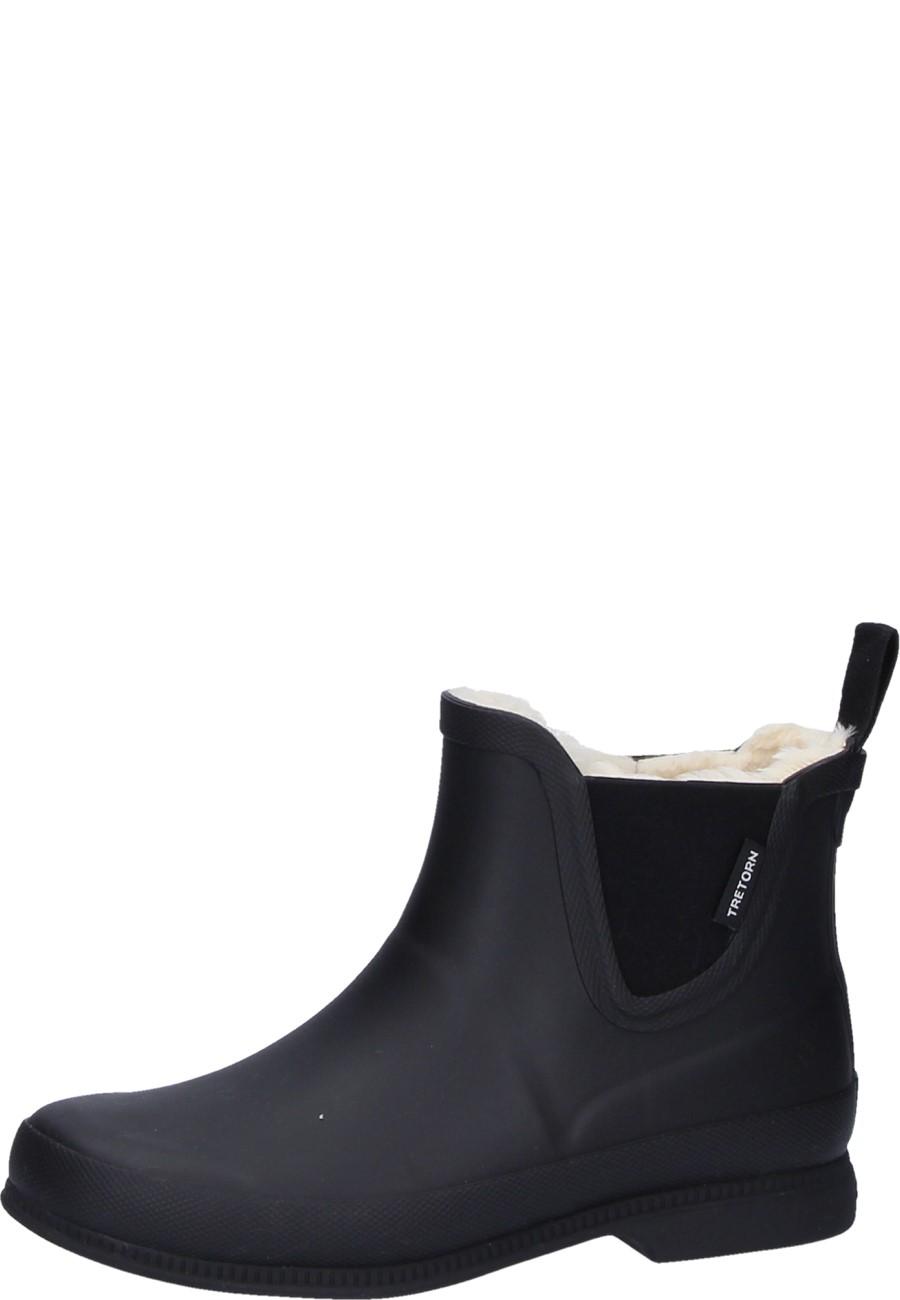 Eva Classic Winter black ankle rubber