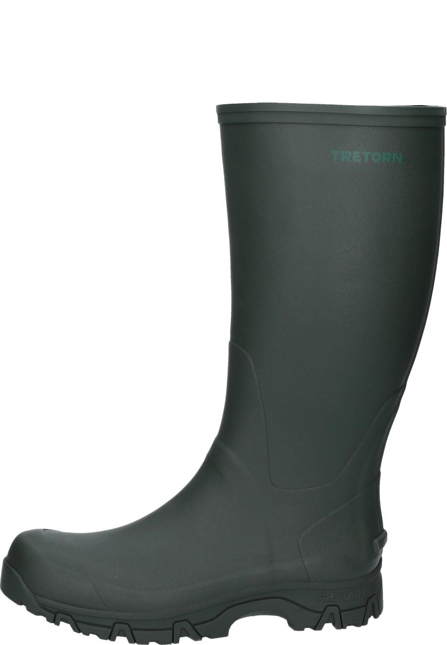bdcd4791fa8 Tretorn SAREK S green rubber boot