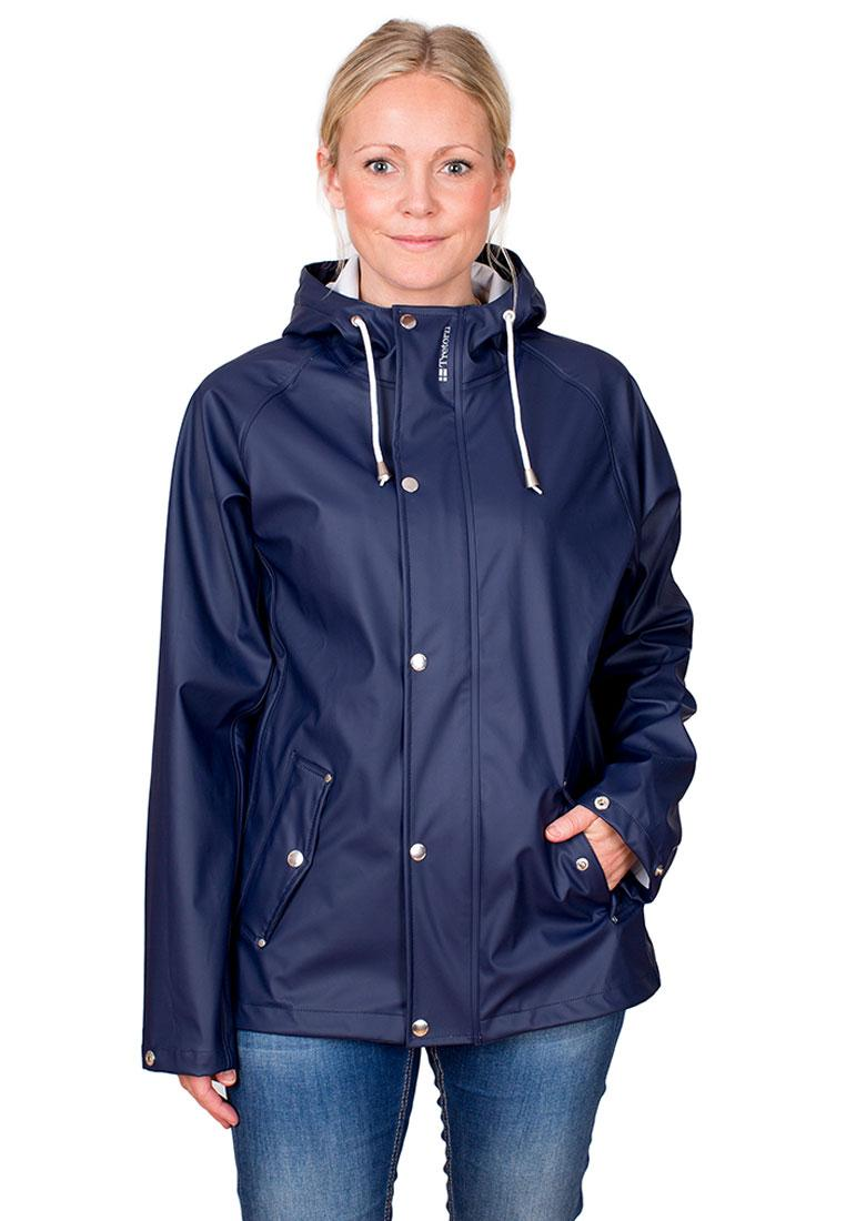TORA RAIN JACKET navy Women's Rain Jacket by Tretorn