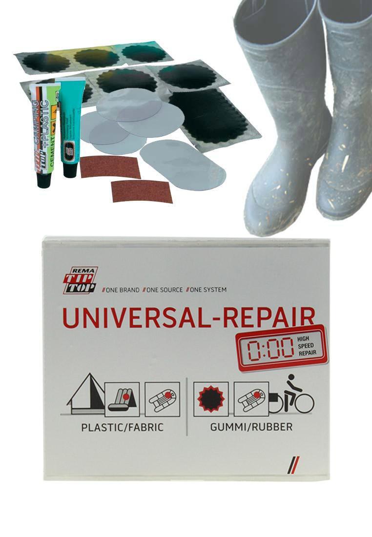 Wellington Boot Universal Repair Kit