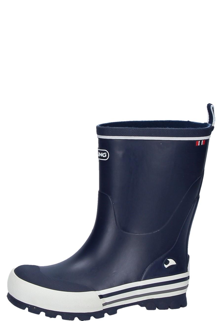 d0e4d9995c22 Viking -Jolly navy- Rain Boots - Kids Wellies made from natural rubber