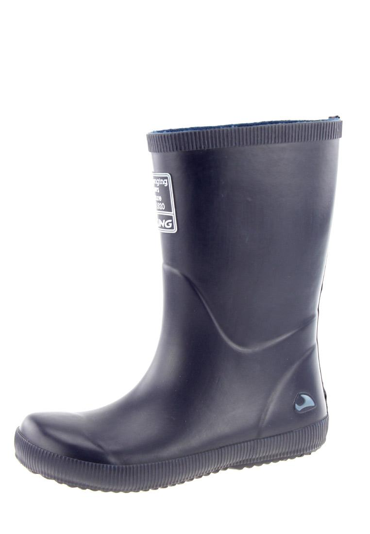 Viking -Classic Indie navy- Rubber Boots - a trendy kids welly in a new ... ad6fe828c3