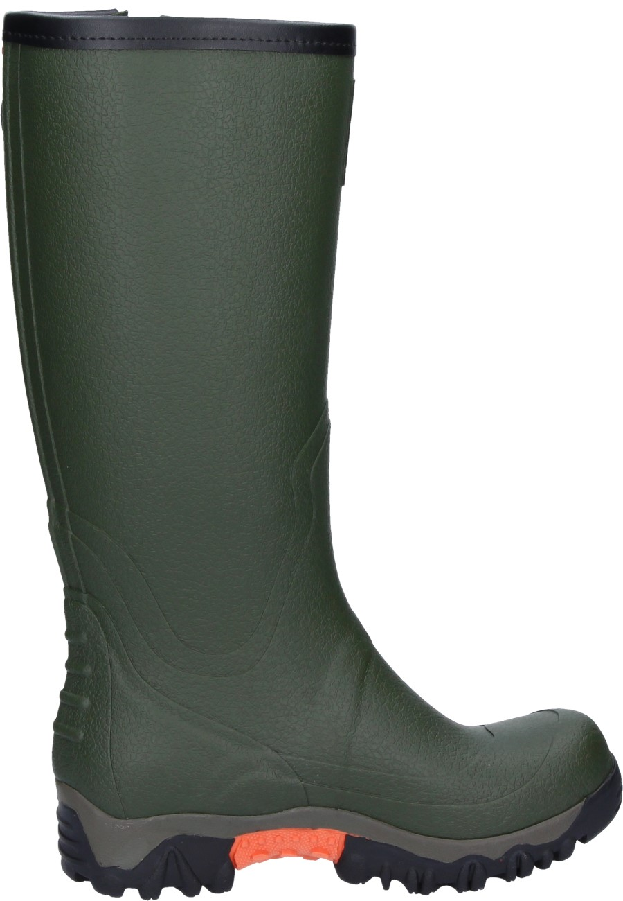 Viking Trophy Ii Rubber Boots A Natural Rubber Hiking