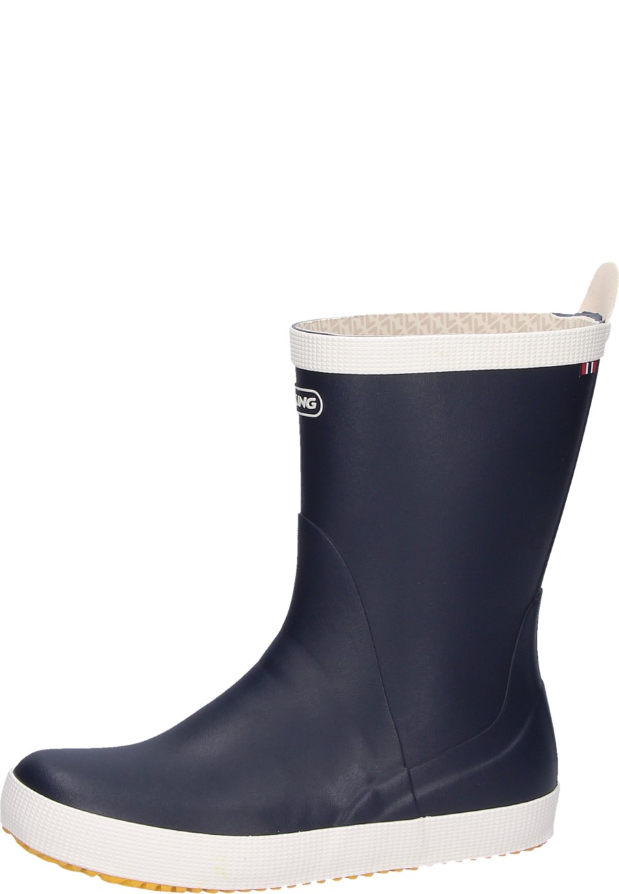 Viking SEILAS navy rubber boot