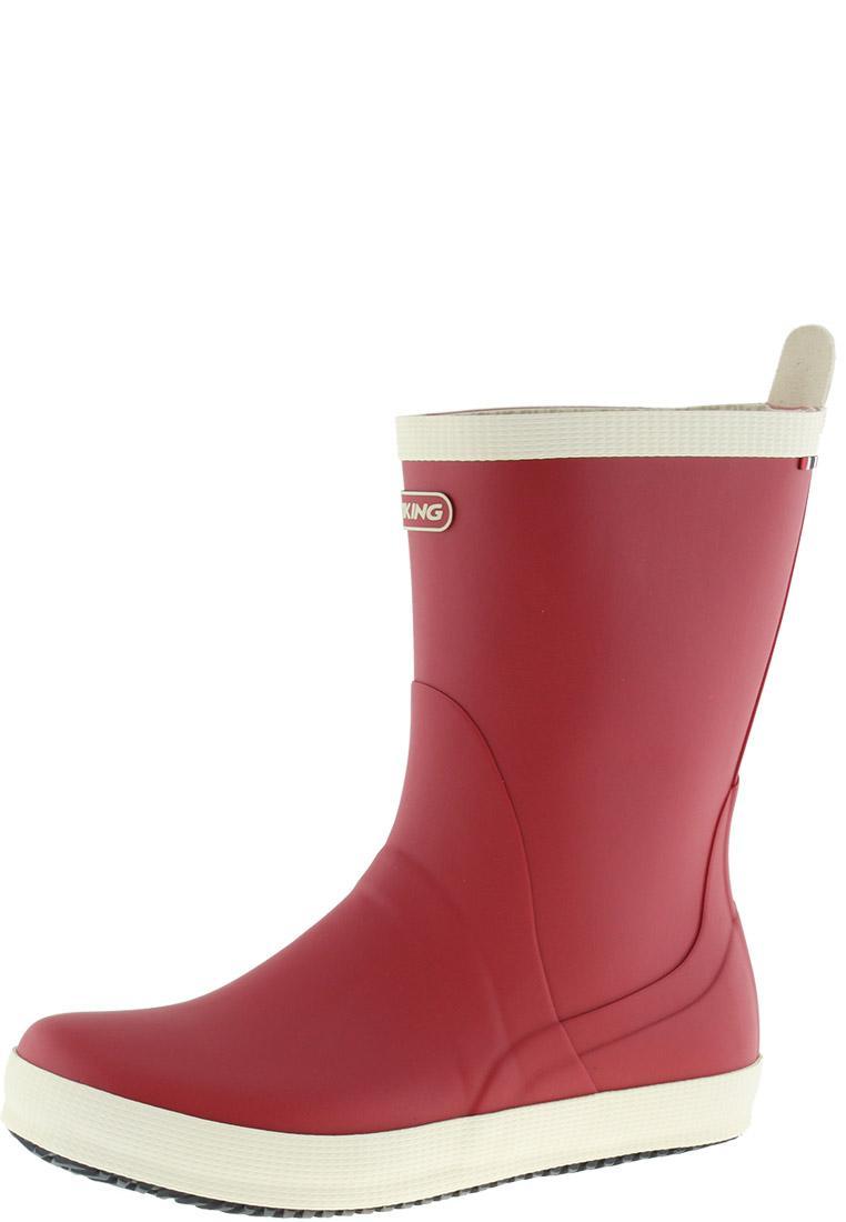 Viking SEILAS tomato rubber boot