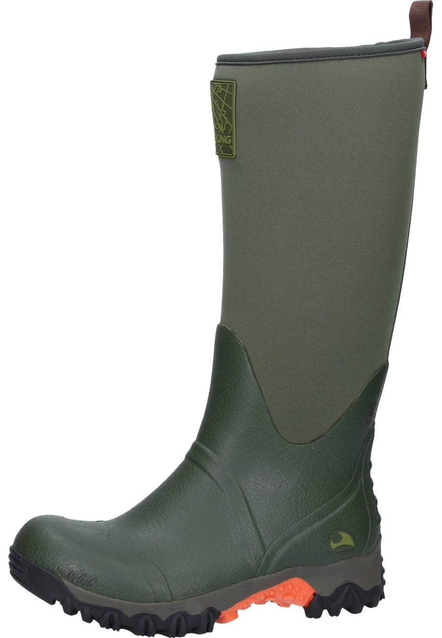 Viking hunting boot FALK NEO green