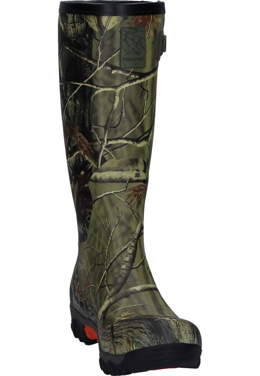 Unisex Adults Trophy Camo Wellington Boots Viking Myjkbv6