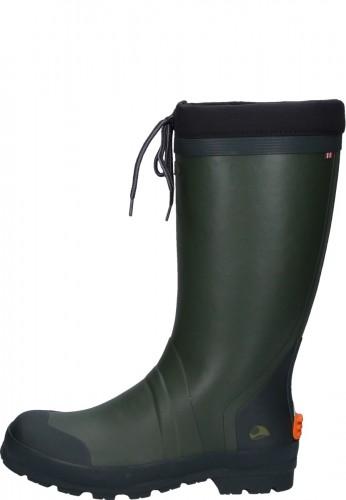 Slagbjorn Vinter Green Viking Rubber Boots For Men And Woman