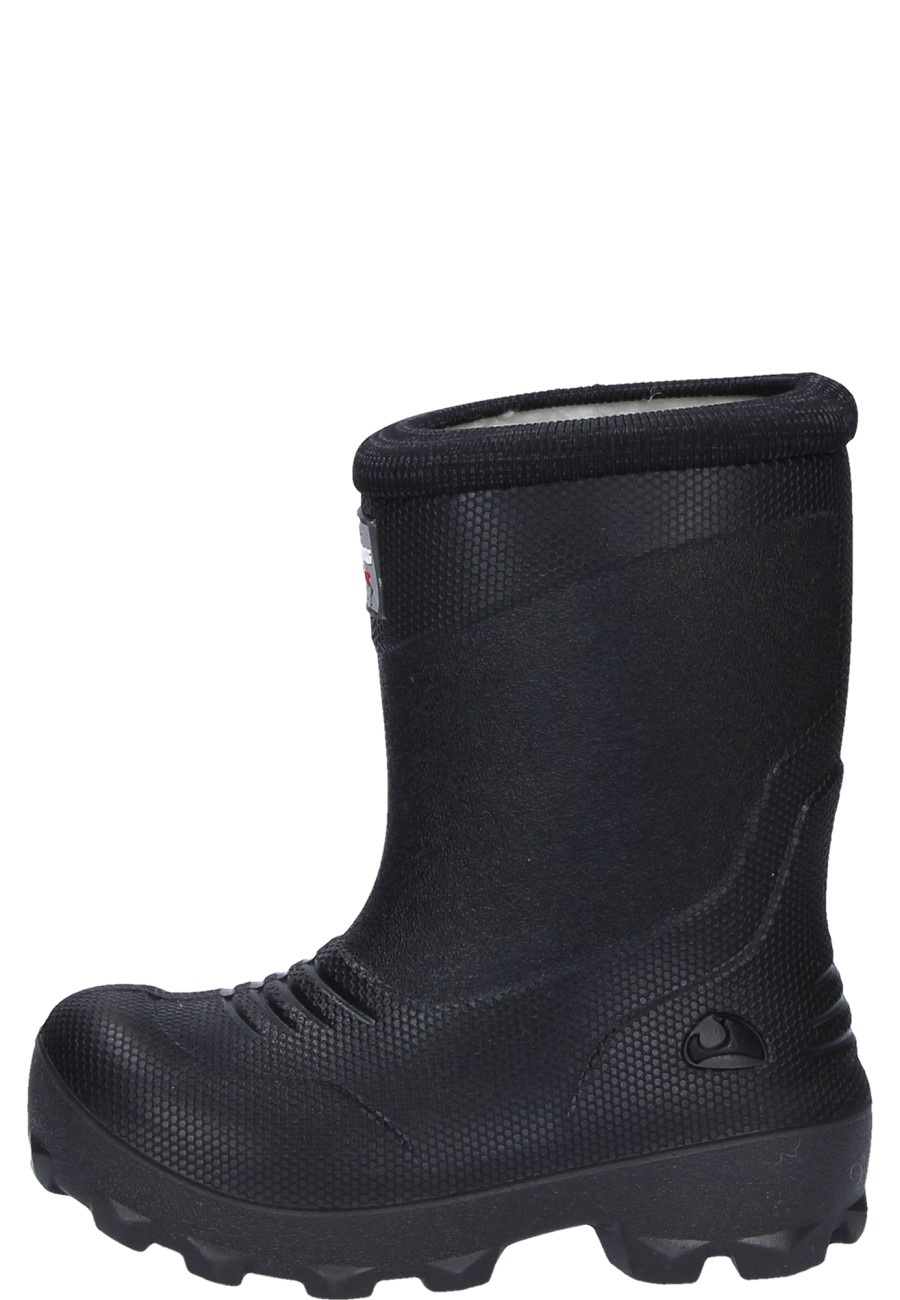Viking -FROST FIGHTER black- Children's Wellies - for warm ...