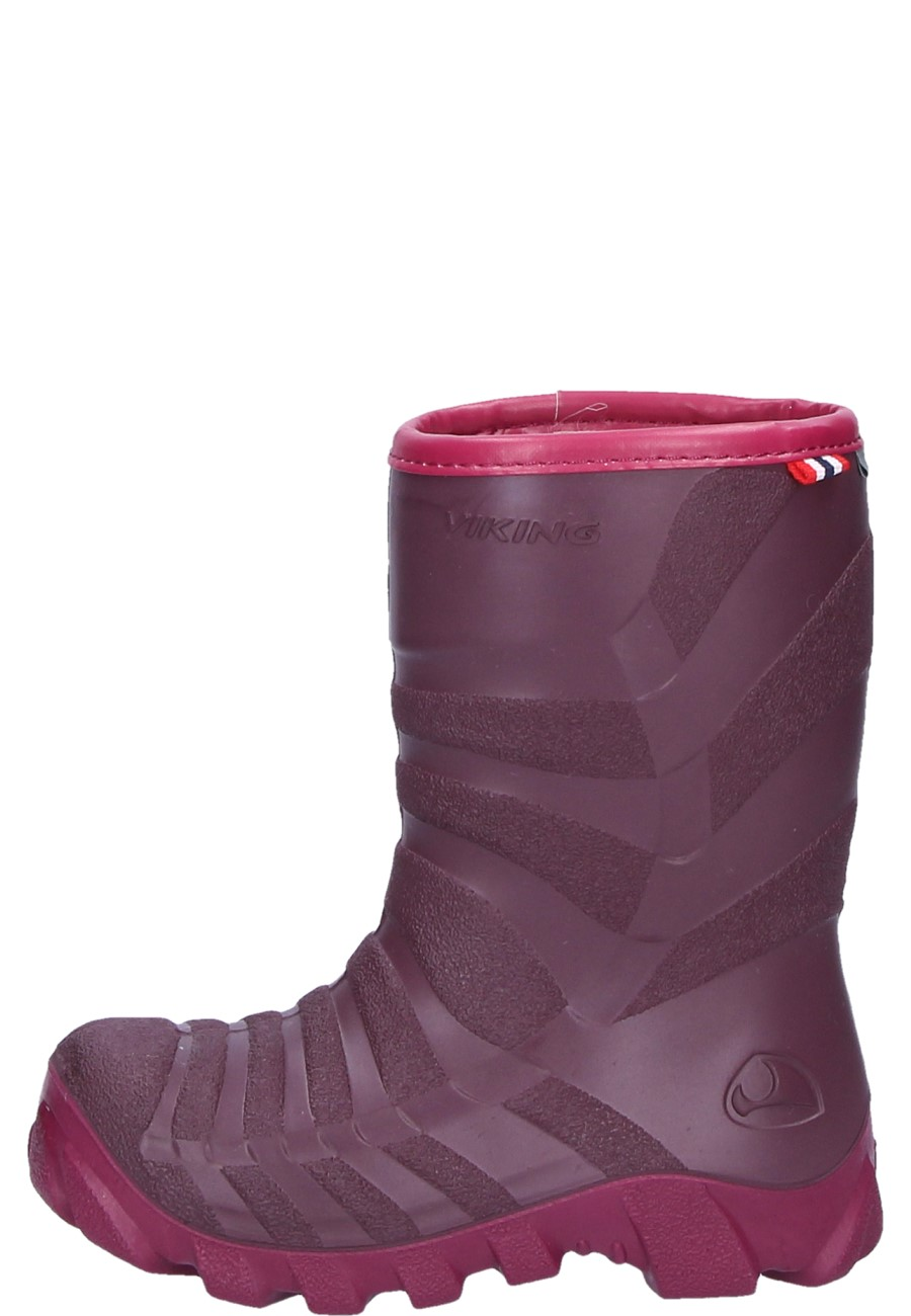 Ultra 2.0 plum/purple rubber boots for