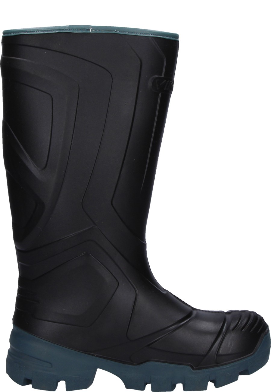 Viking winter boots ICEFIGHTER blackgrey for women and men